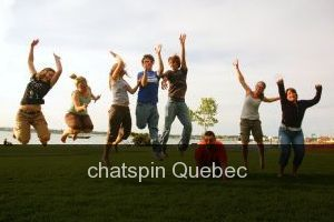 Chatspin Quebec